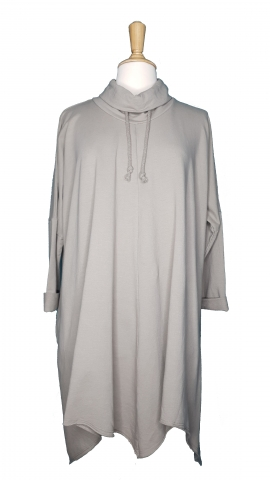 Long Top - Taupe